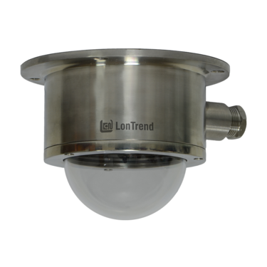 Caisson caméra dôme IP68 antiexplosion - LonTrend