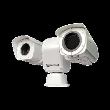 Caméra PTZ thermique HD
