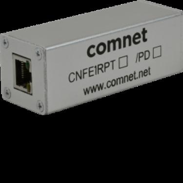 Répéteur ethernet PoE 60W 10/100 Mbps - Comnet