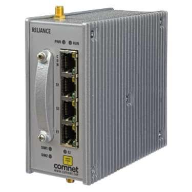 Routeur industriel IEC 61850-3
