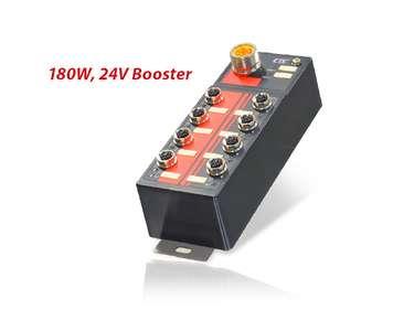 ITP800-8PH24 switch EN50155 IP67 CTC UNION