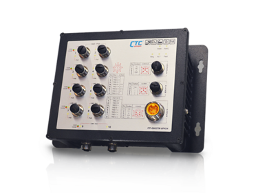 ITP-G802TM-8PH24 switch EN50155 IP67 CTC UNION